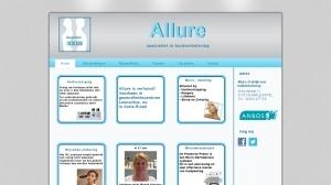 logo Allure in Gezondheidscentrum Leonardus