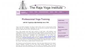 logo Raja Yoga Instituut Het