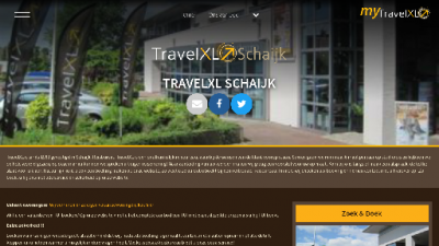 logo Reisburo Travel XL Schaijk