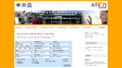logo Reisburo Airport Eelde