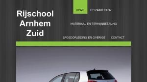 logo Rijschool Arnhem Zuid