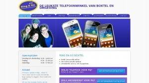 logo Ring & Go Boxtel