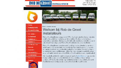 logo Groot Loodgieters - en Verwarmingsbedrijf R W M de