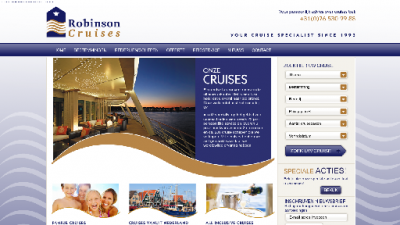 logo Robinson Cruises