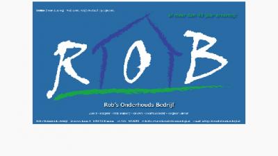 logo Rob's Onderhouds Bedrijf