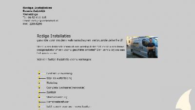 logo Rodiga Installaties