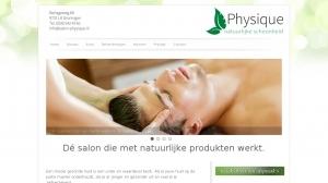 logo Physique Schoonheidssalon