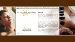 logo Sandra Wagemakers Pedicure & Schoonheidssalon