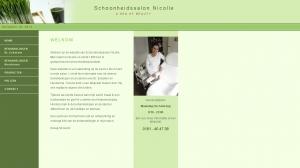 logo Nicolle Schoonheidssalon