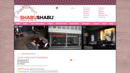 Shabu Shabu Amersfoort