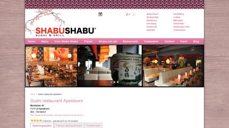 Shabu Shabu Apeldoorn