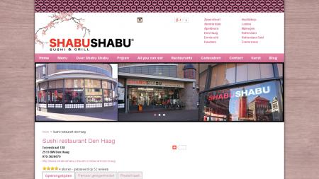 Shabu Shabu Den Haag