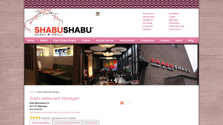 Shabu Shabu Nijmegen