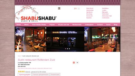 Shabu Shabu Rotterdam Zuid