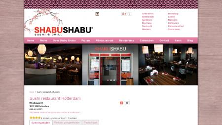 Shabu Shabu Rotterdam