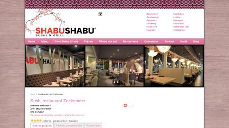 Shabu Shabu Zoetermeer