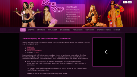 Showtime-Agency Stripbureau