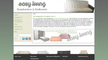 Easy Living Slaapbanken & Bedkasten