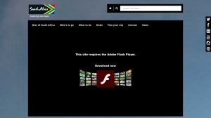logo Verkeersbureau  Zuid-Afrika