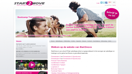 Start2Move Opleidingscentrum