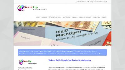 logo Startup Bewindvoering