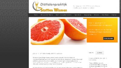 logo Diëtistenpraktijk  Stoffien Wisman