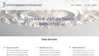 logo Berg Stucadoorsbedrijf M vd