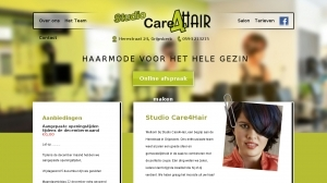 logo Studio Care 4 Hair