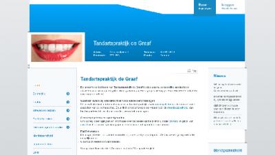logo Tandartspraktijk Chr de Graaf