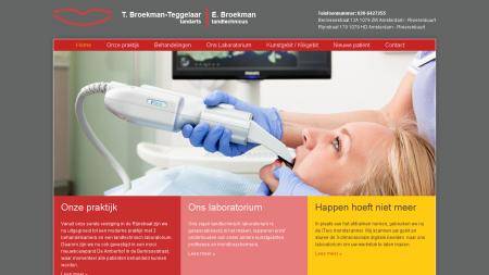 Tandartspraktijk T. Broekman-Teggelaar