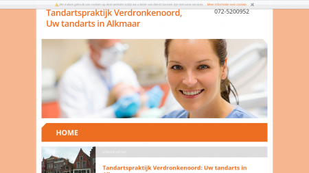 Tandartsenpraktijk Verdronkenoord B.V.