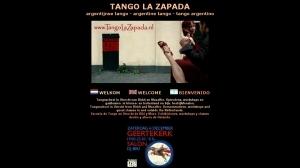 logo Tango La Zapada