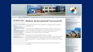 logo Groot BV Bouwbedrijf Ted