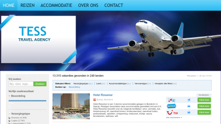 TESS Travel Agency