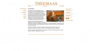 logo Theemaas Thee Koffie & Galerie