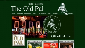logo Old Pal Café The