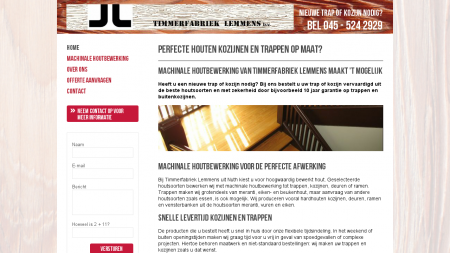 Lemmens Timmerfabriek BV