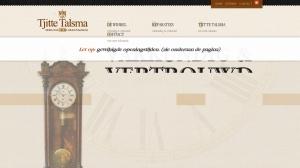 logo Tjitte Talsma Horloge- en Klokkenmaker