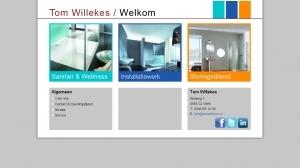 logo Willekes Loodgieters  T