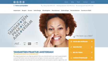 Tandartsen Praktijk Amsterdam