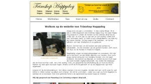 logo Happy Dog Trimshop