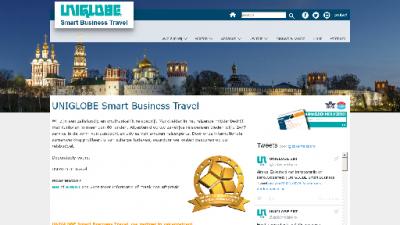 logo Uniglobe Perfect Travel