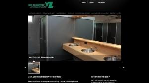 logo Zadelhoff Bouwelementen BV Van