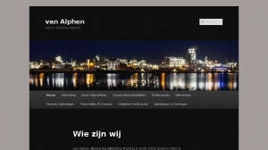 logo Alphen Advisering Opleiding Training Van
