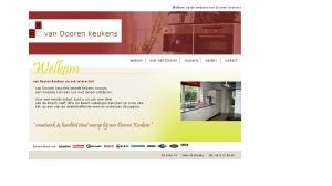 logo Dooren Keukens  Van