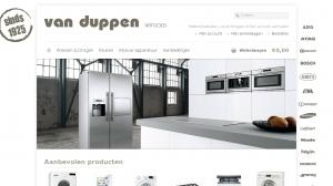 logo Duppen Witgoed BV Van