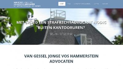 logo Gessel Advocaten Van