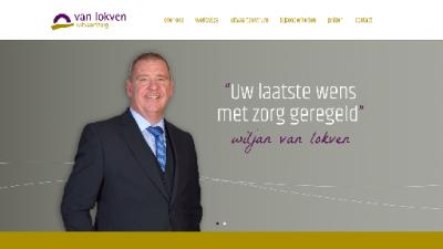 logo Lokven Uitvaartzorg Van
