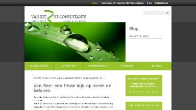 logo Ree HR  Consultants Van