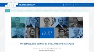 logo Accountants  Van Soest